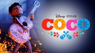 """What I streamed and really liked: """"Coco"""""""