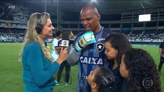 Globo Esporte   Botafogo 2 x 1 Paraná   Brasileirão 27/11/2018