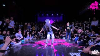 RESPECT MY TALENT-2015 | HIP-HOP PRO 1/8 | MICKEY (WIN) VS LIL D