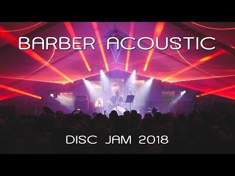 Jon Barber Gutwillig Acoustic: 20180608  Disc Jam Music Festival; Stephentown, NY 4K