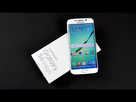 Samsung Galaxy S6 Edge: Unboxing, Einrichten & Sim Einlegen | SwagTab