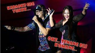 (Karaoke) Mr. Rayen feat Geg Ayu Cinta - Geg Ayu Sayang