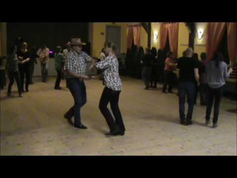 Gotta Dance For Us (Western Partner Dance) - Quick steps & demo on WS