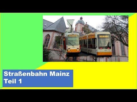 Zug Dokus: (Doku) Straßenbahn Mainz Teil 1 (2018)