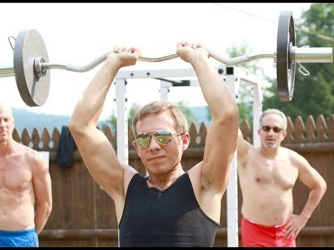 HEAVY LIFTING ON A FRUITARIAN DIET - MIKE VLASATY FRUIT AND STRENGTH