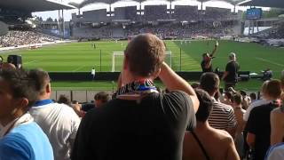 OL/Stade Rennais 2-0 (10/08/14): Une première réussie !