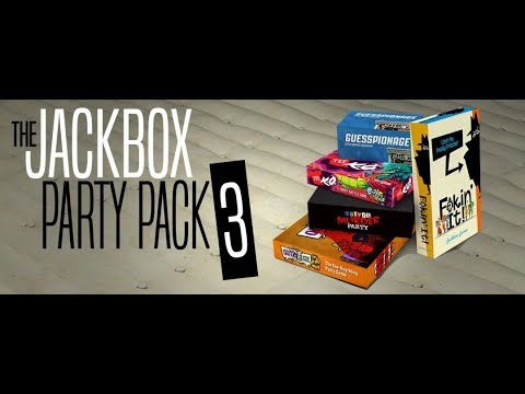 где скачать русификатор на игру The Jackbox Party Pack 3 ...
