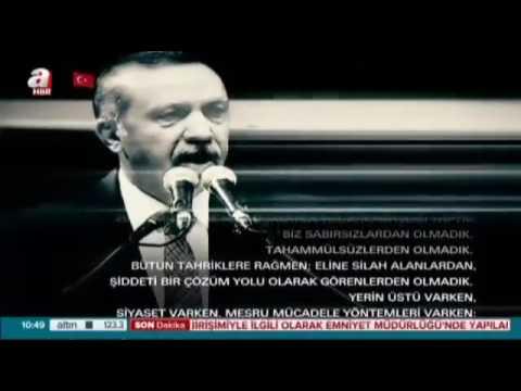 Türkiye, Erdoğan'ın bu klibini konuşuyor!