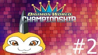 Digimon World Championship - Episode 2 - Cinnamon!