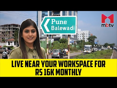 Live Near Your Workspace For Rs 16k Monthly | Location Review: Balewadi, Pune S01E86