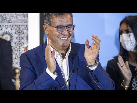Morocco's king names businessman Aziz Akhannouch to lead new government