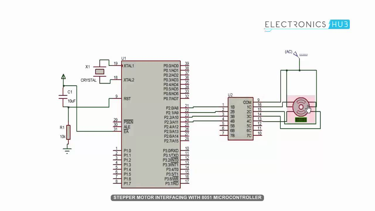 uln2003 logic diagram [ 1280 x 720 Pixel ]