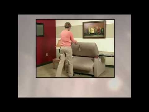 Hill-Rom |Healthcare Furniture | Art of Care® Club Sleeper Chair