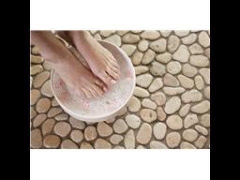 Ionic Detox Foot Bath demo - Don't Get Gross