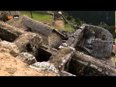 Machu Picchu - Das Himmelreich der Inka [Doku]