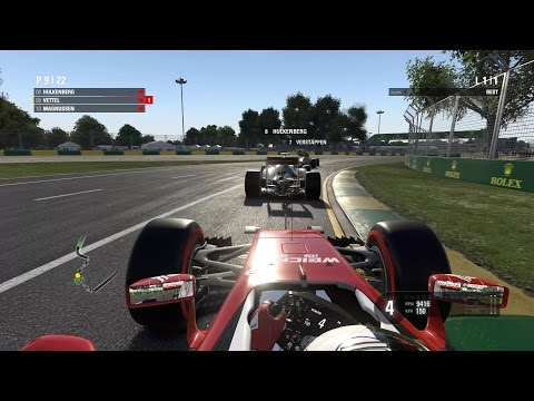F1 2016 PC (4K highest settings)
