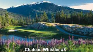 Golf Vacation Packages Canada