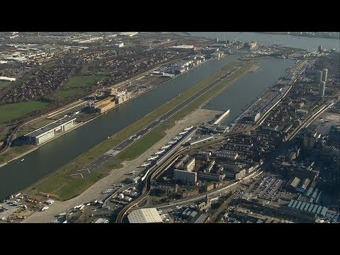 Unexploded World War 2 bomb shuts London City Airport | ITV News