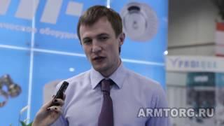 JIF. Интервью с руководителем отдела продаж А. Родиным в рамках Aquatherm Novosibirsk -2017