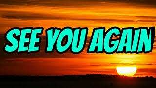 See You Again - Wiz Khalifa, Ft.Charlie Puth [ Official Lyrics ] Fast And Furious 7 Song.