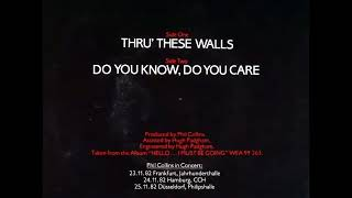 Phil Collins - Thru These Walls