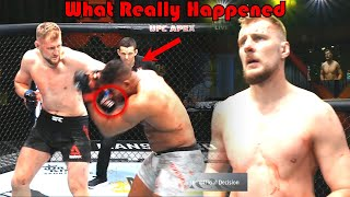 DESTRUCTION!!! What Really Happened (Alistair Overeem vs Alexander Volkov)