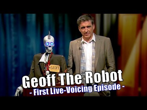 Geoff's First Live-Voicing - All The Geoff Bits From The First Live-Voice Episode