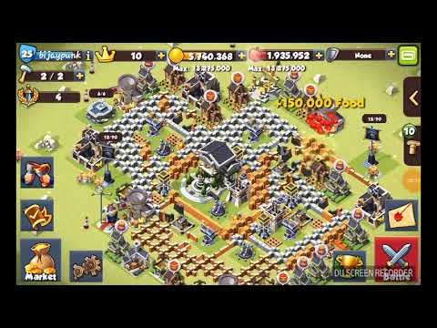 Game like coc but offline