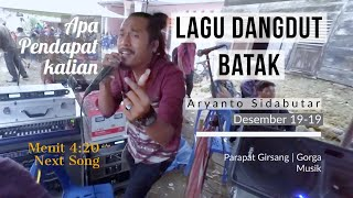 Download lagu DENGAR !!! JIKA LAGU DANGDUT BATAK DI PESTA ADAT BATAK,APA PENDAPAT KALIAN? baca deskripsi👇🏽