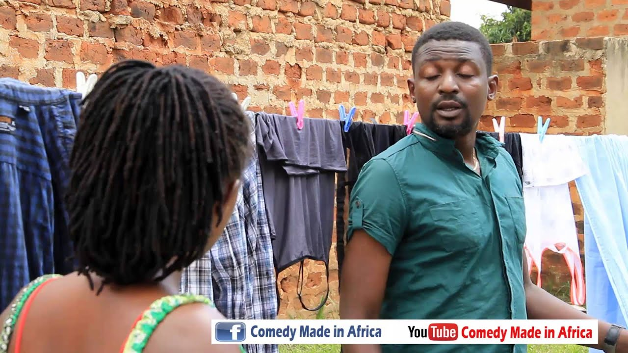 MISION IMPOSSIBLE-AFRICAN COMEDY