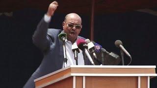 عمر البشير يعلن عودة السلام إلى إقليم دارفور