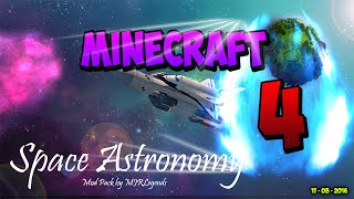 Minecraft I Space Astronomy I EP 4
