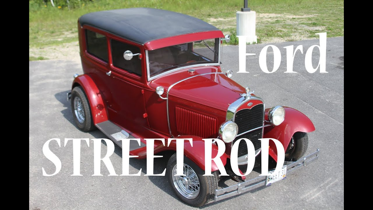 1931 Ford Model A Street Rod For Sale or Trade. motorlandmamerica ...