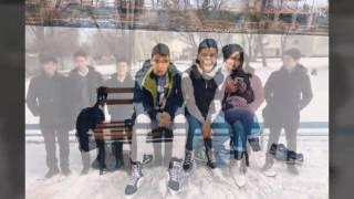 Песня:Баста-Выпускной(Медлячок) Выпускники школы 2016-года имени Ораза Жандосова (2015-2016)