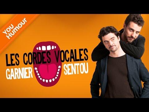 GARNIER ET SENTOU - Les cordes vocales