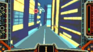Cobra Command Game Sample - Sega CD