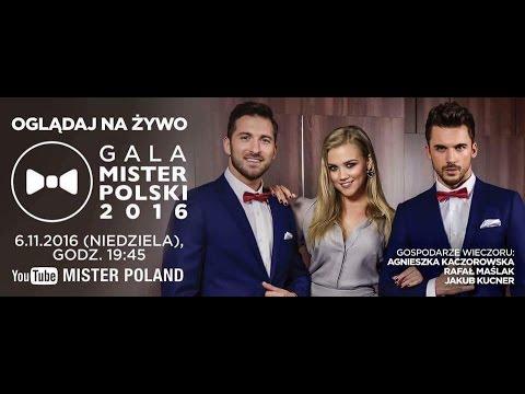 Gala Finałowa Mister Polski 2016