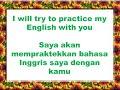 Learn English And Indonesian Dialogue  Belajar Percakapan Bahasa Inggris Dan Bahasa Indonesia