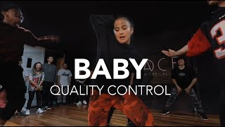 Baby - Quality Control | Choreography Andres Fallas @placedancers