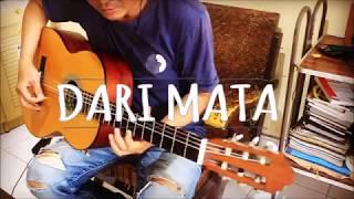 Video DARI MATA - JAZ - Fingerstyle cover download MP3, 3GP, MP4, WEBM, AVI, FLV Maret 2018