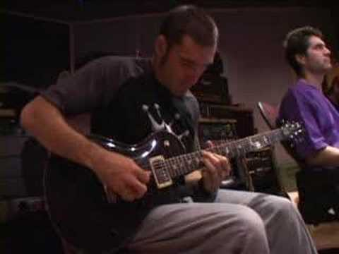 Sevendust - Enemy (Studio Video)