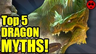 Top 5 DRAGON Myths from Dragon Nest - Culture Shock