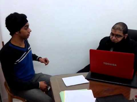 Business English Interview 1