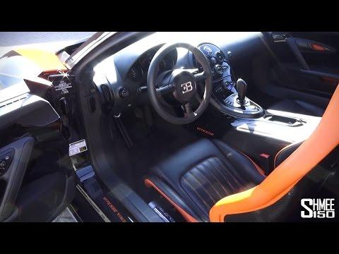 Bugatti Veyron Vitesse WRC - Full Interior Tour