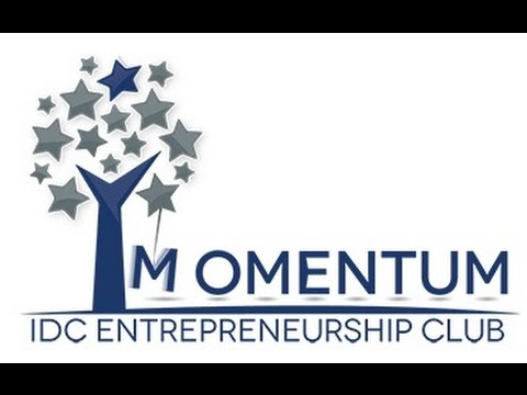 Momentum Program - IDC Herzliya Entrepreneurship Club