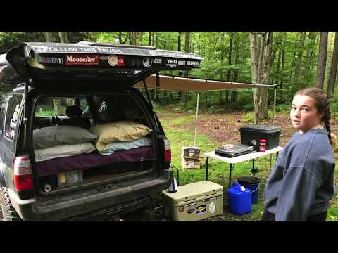 Overlanding the Pennsylvania Wilds / Allegheny National Forest