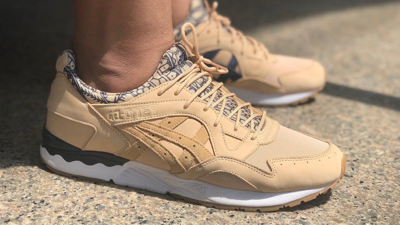 736cb13f9961 FILIPINO Inspired Sneakers  ASICS x Commonwealth