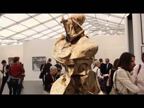 60 Works In 60 Seconds At Frieze New York 2013