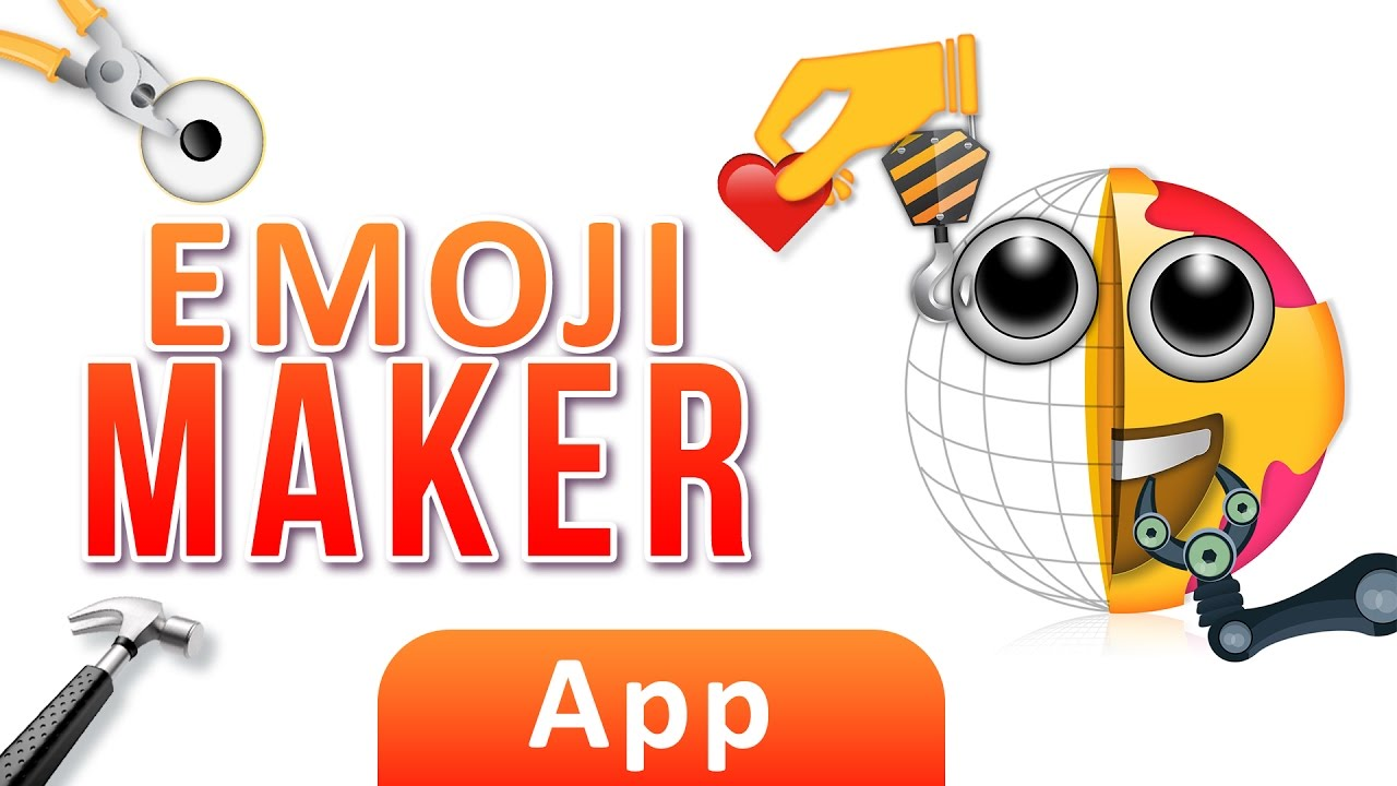 Emoji Maker | App | Funny Texting | Custom Emoji | Maker ...