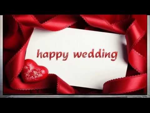 Happy Wedding Wishes, SMS, Whatsapp Video, Congratulations Message For Marriage